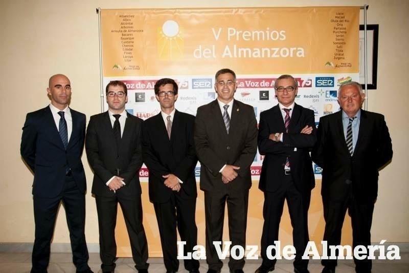 Gestagua galardonada en los premios Almanzora