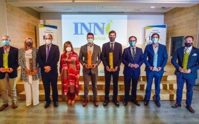 Los InnoBankia galardonan a Lopesan, Satocan, Emalsa, Xtrepic, Inamer y Canaragua